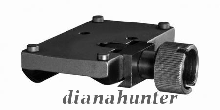 Meopta sight adapter Weaver